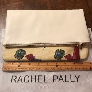 FabFitFun Rachel Pally foldover reversible clutch